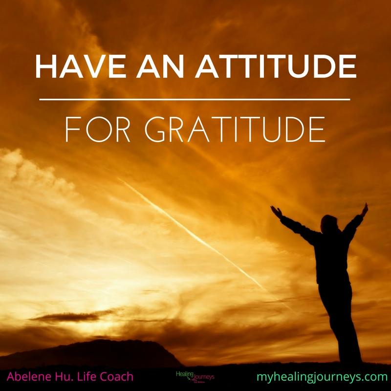 20160805 Gratitude