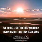 20161015 we bring light to this world by overcoming our own darkness